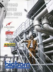 BIGBORN 2021年-2022年秋冬カタログ