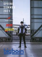 BIGBORN 2021年春夏カタログ