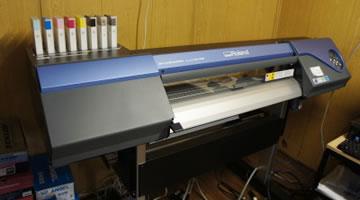 デジタルプリント加工機