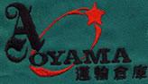 ロゴマーク刺繍サンプル